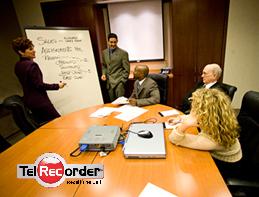 מערכת הקלטת שיחות לחדרי ישיבות ודיונים