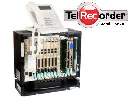 הקלטת שיחות טלפון ממרכזיה דיגיטלית TR-SERV –Digital